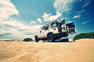 landcruiser off road car australia