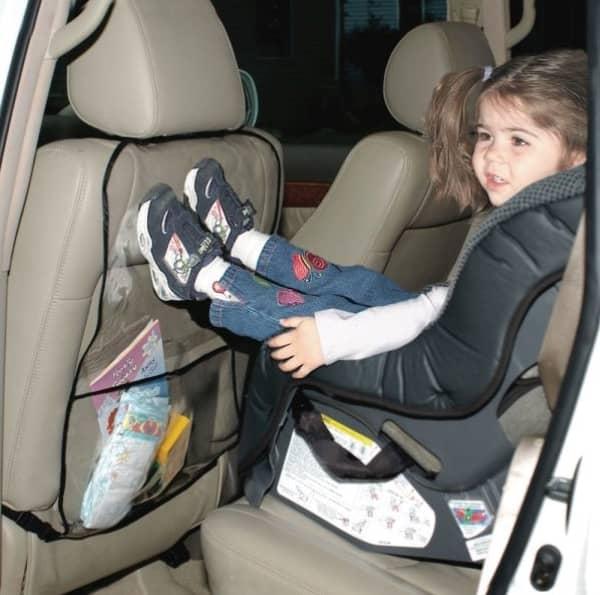 Car seat protector.